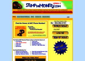 stumpthemonkey.com