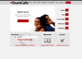stuntcalls.com
