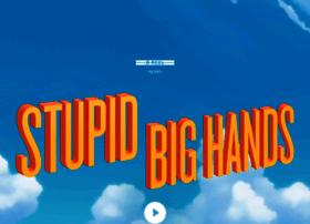 stupidbighands.b-reel.com