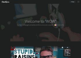 stupidraisins.com