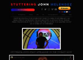 stutteringjohnmelendez.com