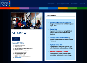 stuview.georgebrown.ca