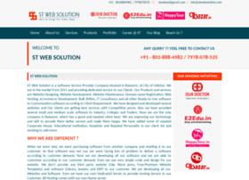 stwebsolution.com