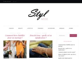 styl-mode.fr