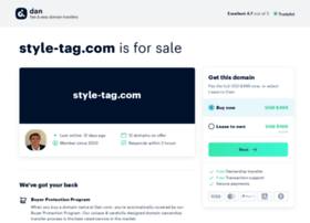 style-tag.com
