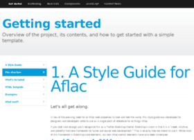 style.aflac.com