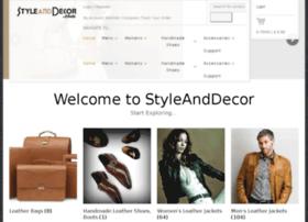 styleanddecor.com