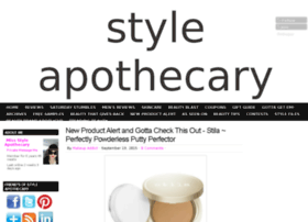styleapothecary.onsugar.com