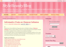 stylebeautyblog.blogspot.com