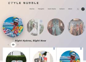 stylebubble.typepad.com
