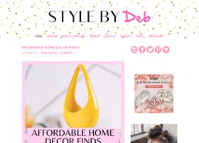 stylebydeb.com