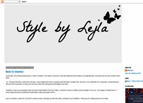 stylebylejla.blogspot.com