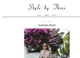 stylebythree.blogspot.pt