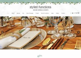 Styledfunctions.co.za