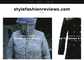 stylefashionreviews.com
