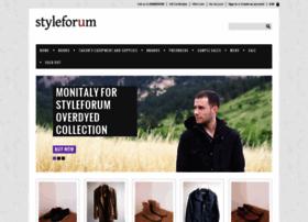 styleforummarket.com