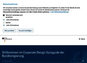 styleguide.bundesregierung.de