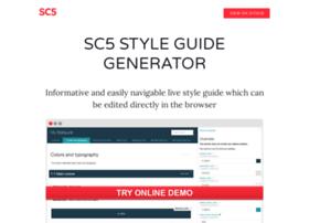 styleguide.sc5.io