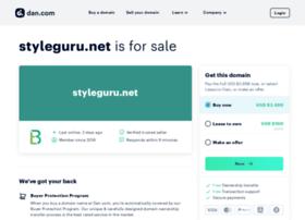 styleguru.net