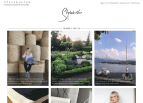 stylekultur.blogspot.de
