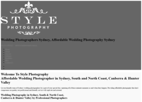 stylephotography.com.au