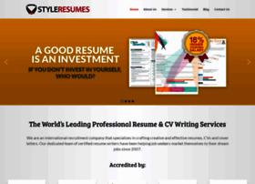 styleresumes.com