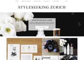 styleseekingzurich.blogspot.ch