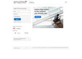 styletag.echosign.com