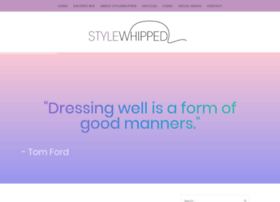 stylewhipped.com