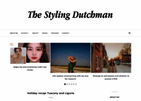 stylingdutchman.blogspot.co.uk