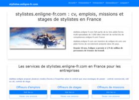 stylistes.enligne-fr.com