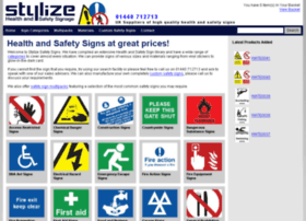 stylizesafetysigns.co.uk