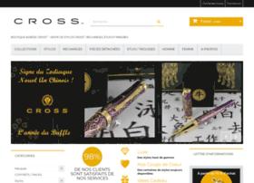 stylo-cross.fr