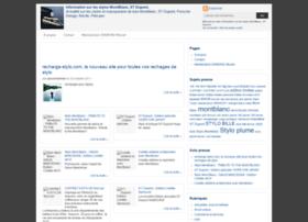 stylo-montblanc.agence-presse.net