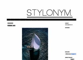 stylonym.blogspot.se