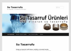 su-tasarrufu.com