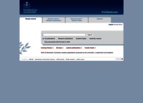 su.diva-portal.org