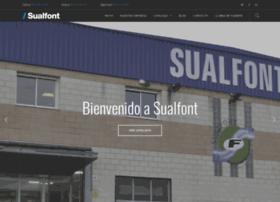 sualfont.com