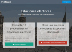 sub-estaciones-electricas.infored.com.mx