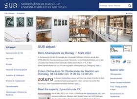 sub.uni-goettingen.de