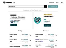 subaru-china.com