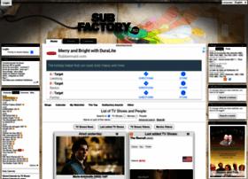 subfactory.fr