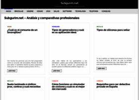 subgurim.net