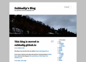 subhadipsblog.wordpress.com