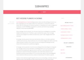 subhaimpres.wordpress.com
