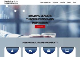 subhakarraomarketinginsights.com