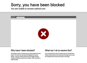 subhub.com