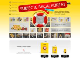 subiecte-bacalaureat.ro