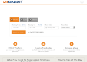 sublet.123movers.com