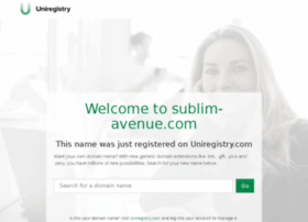 sublim-avenue.com